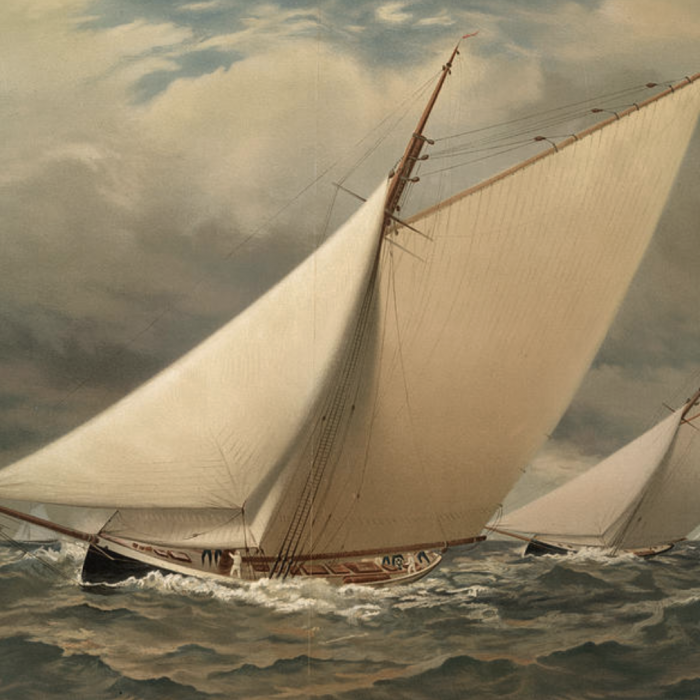 Conthar, a sloop